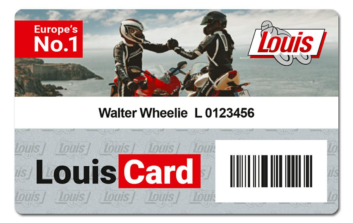 Louis verlängert die Garantie