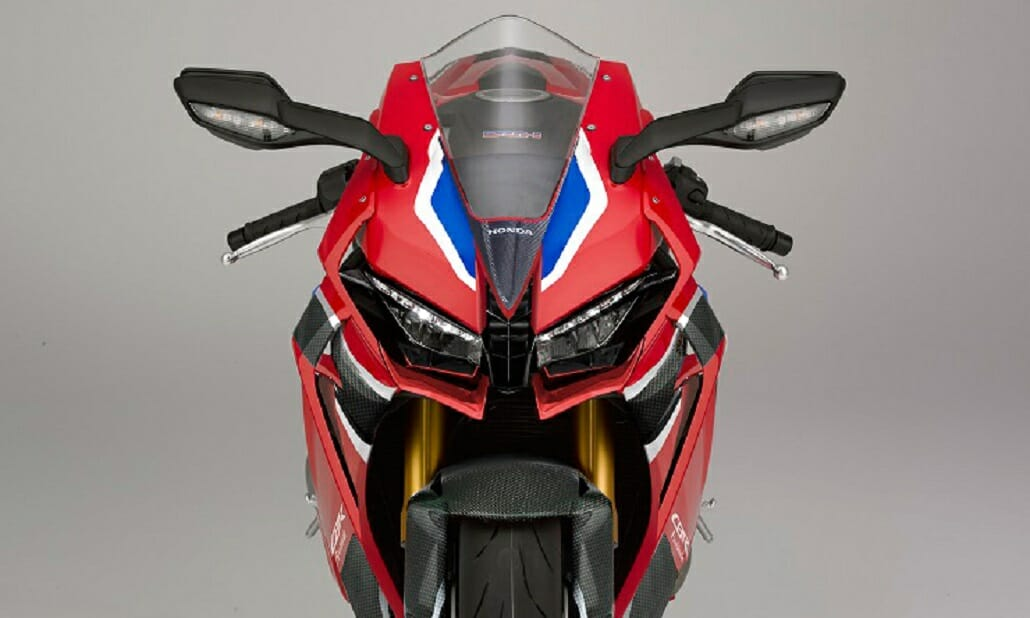 Rumors of a V4 Fireblade are getting louder again