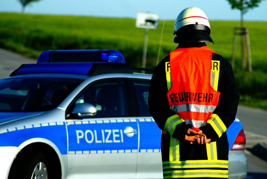 Auf Flucht vor der Polizei tödlich verunglückt