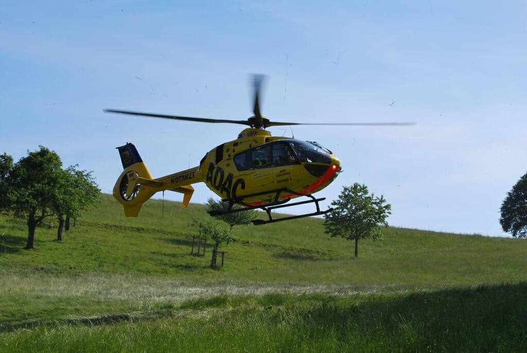 Motorradfahrer nach Unfall auf der B237 verstorben