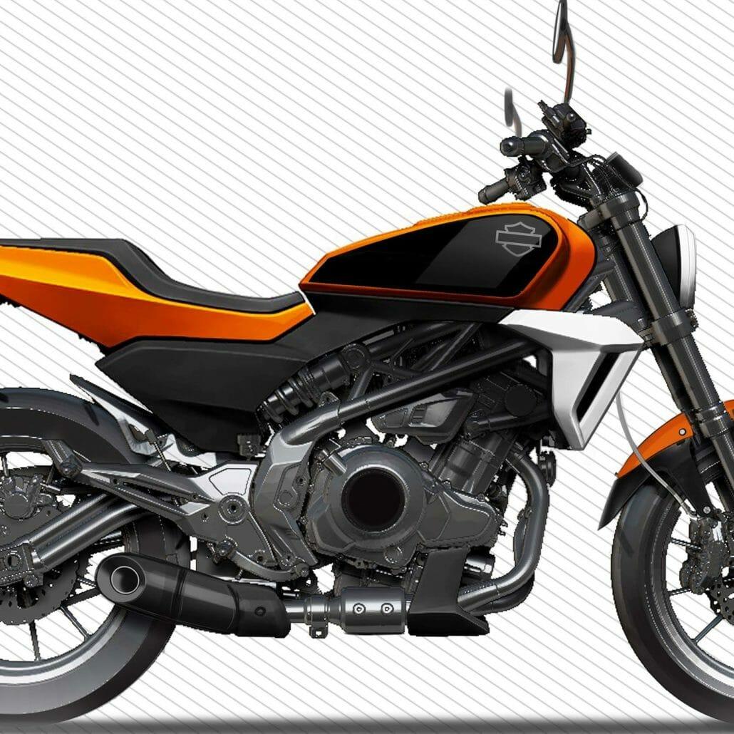 Harley-Davidson production in China