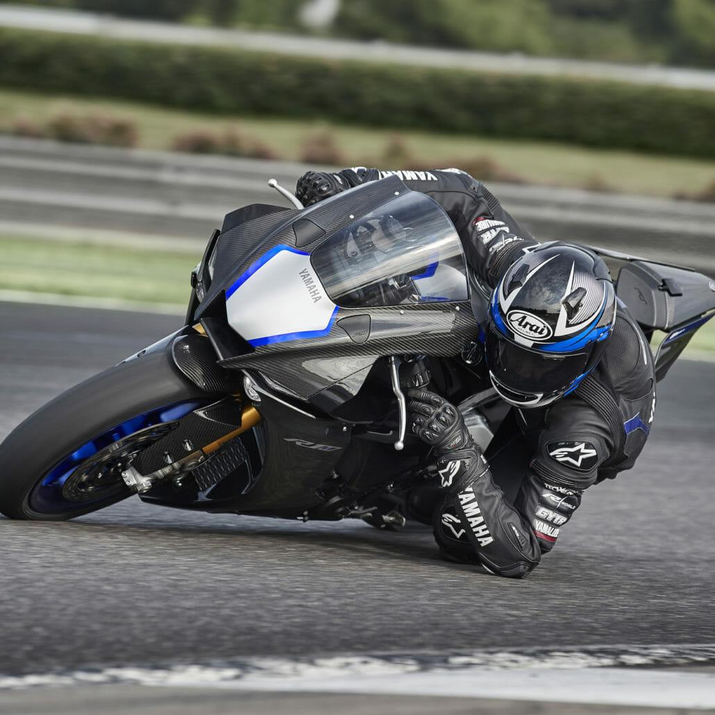 Arbeitet Yamaha an einer YZF-R25M?