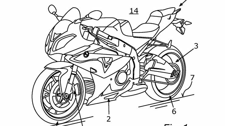 BMW S 1000 RR with electric compressor?