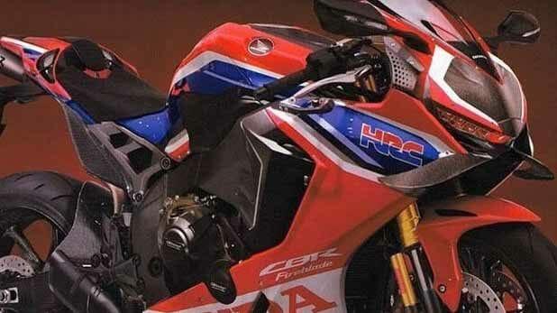 New Honda Fireblade becomes a real racing machine !?