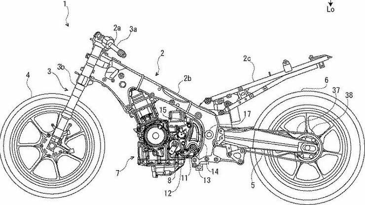 Patent for upcoming Hayabusa crop out