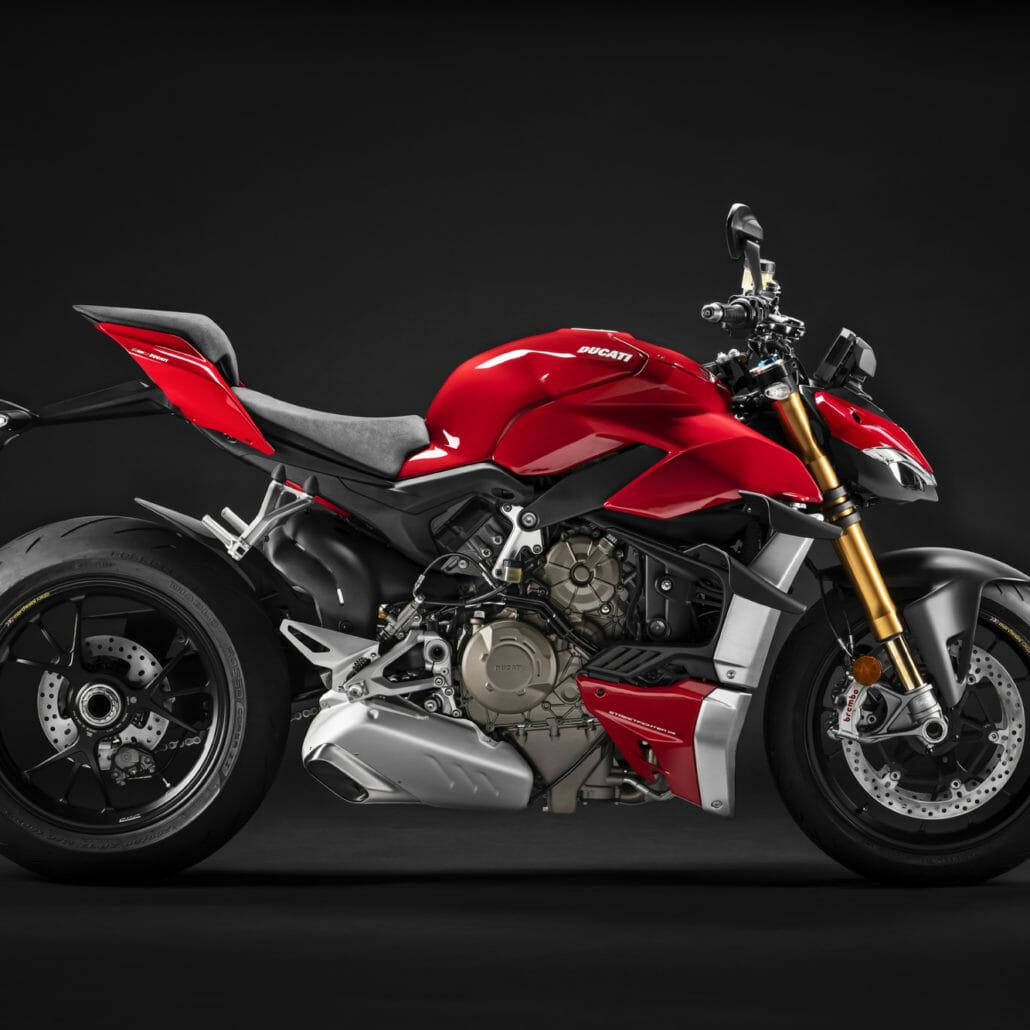 Ducati Streetfighter V4 presented