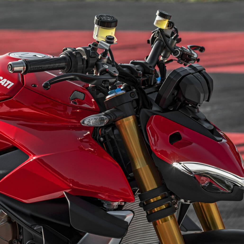 Ducati Streetfighter V4 Livestream am 25. März