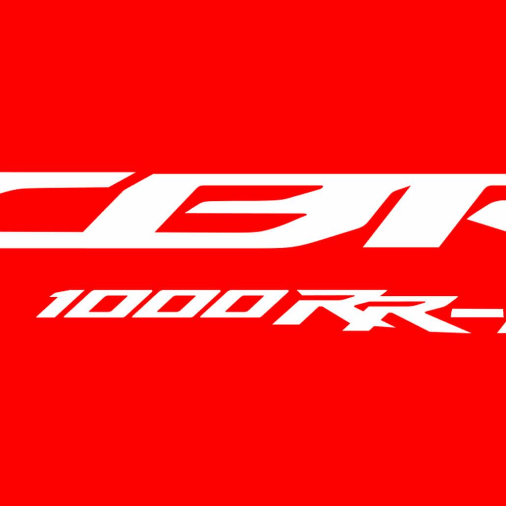 The new Honda Fireblade should get the name CBR1000RR-R