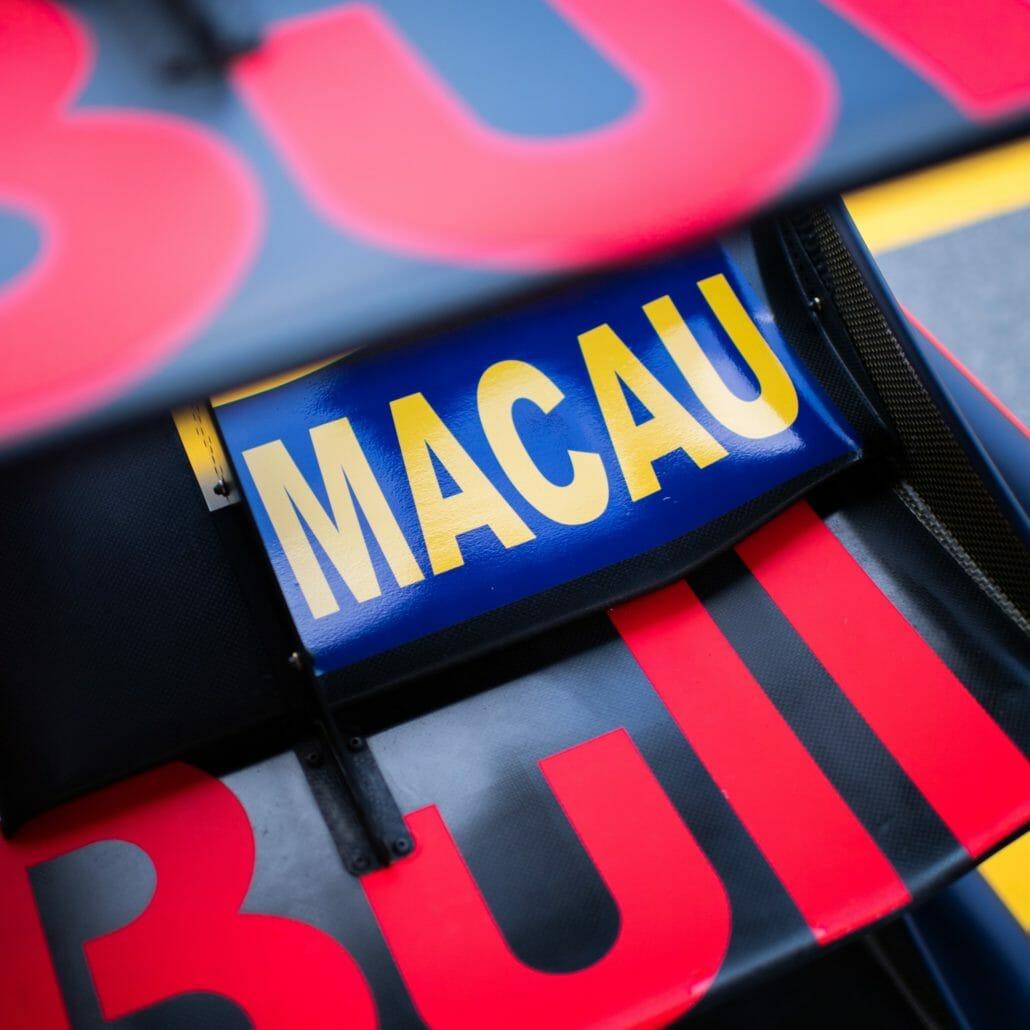Road Racing Macau: Erstes Training
