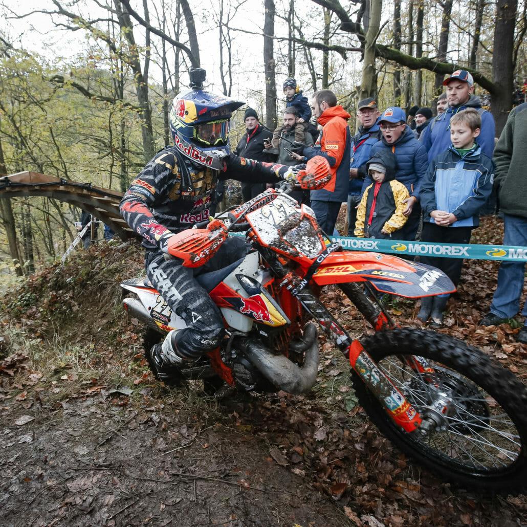 WESS: Manuel Lettenbichler is Enduro World Champion