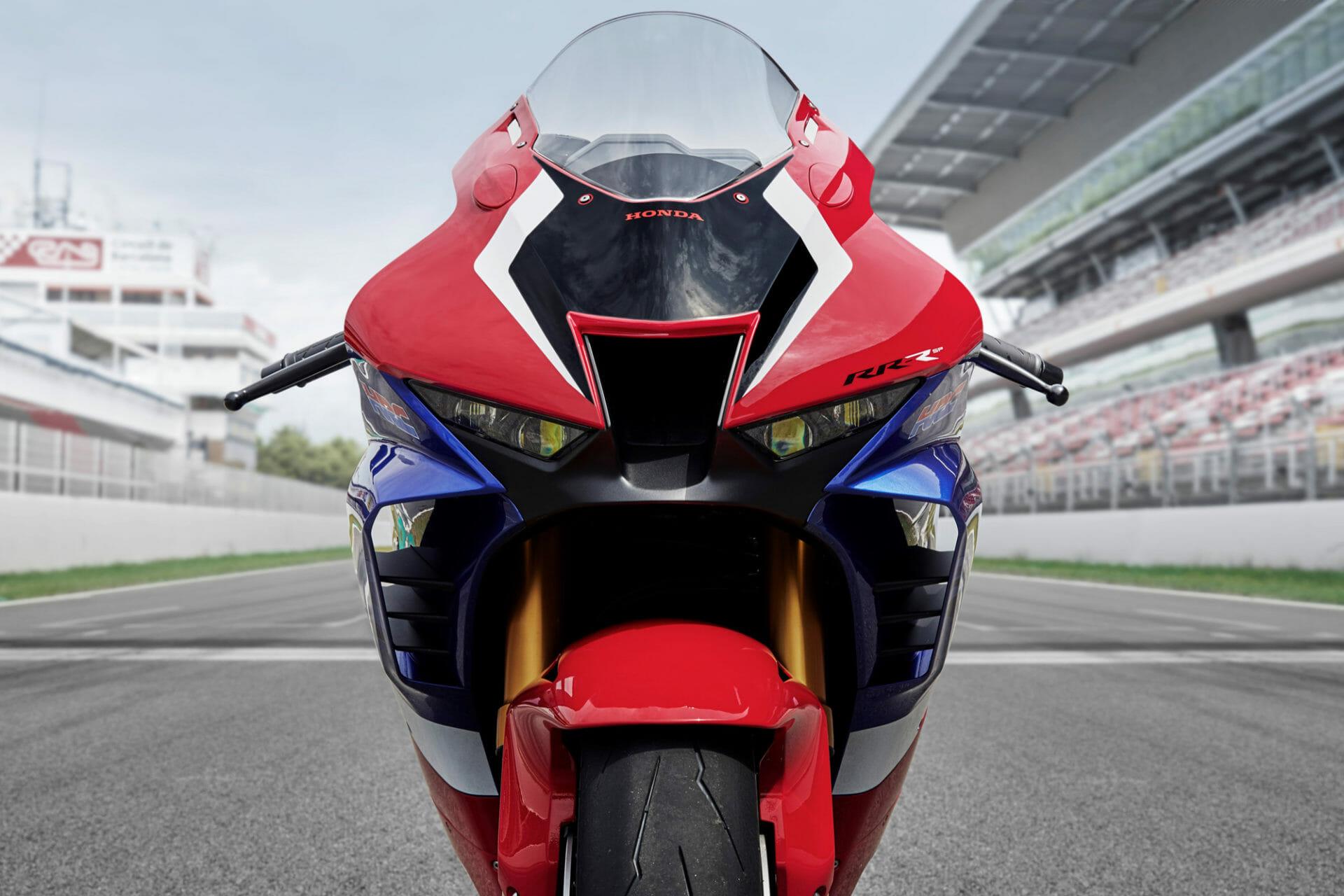 Honda Cbr1000rr R Fireblade Presented Motorcycles News Motorcycle Magazine