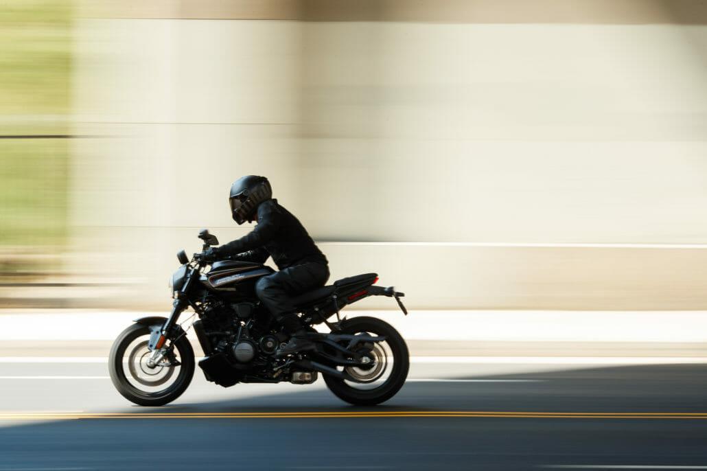Harley-Davidson Bronx: Aus für den Streetfighter von