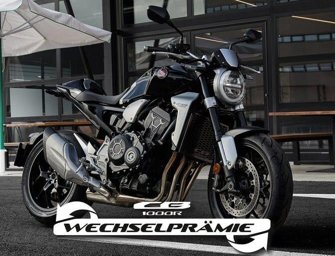 Honda: Neue Boni für CB1000R und CB1000R+