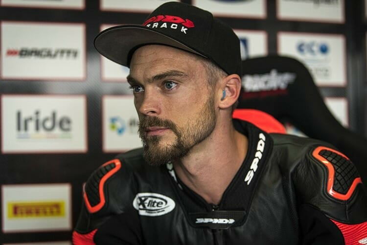 Leon Camier was operated