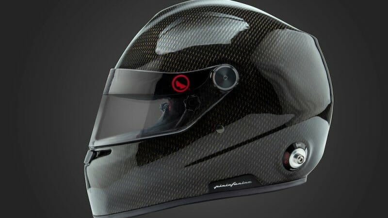 Water-cooled helmets for hot summer days?
