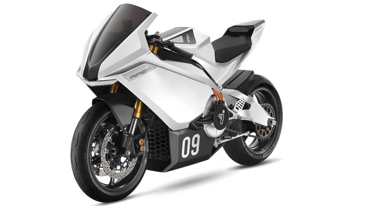 Elektrische Sportmotorrad von Segway