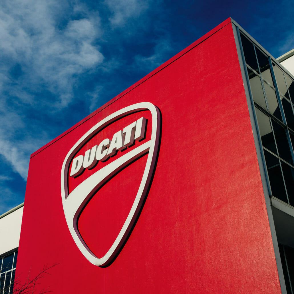 53.183 verkaufte Ducatis im Jahr 2019