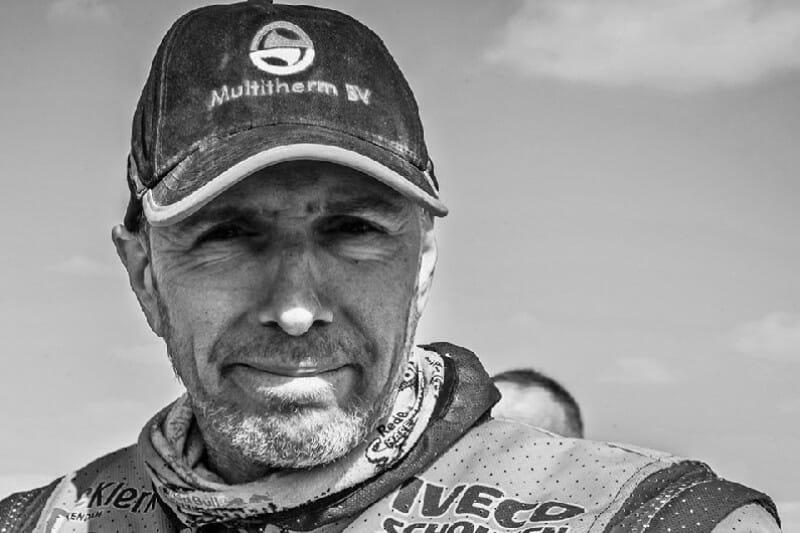 Dakar: Edwin Straver succumbed to his injuries
