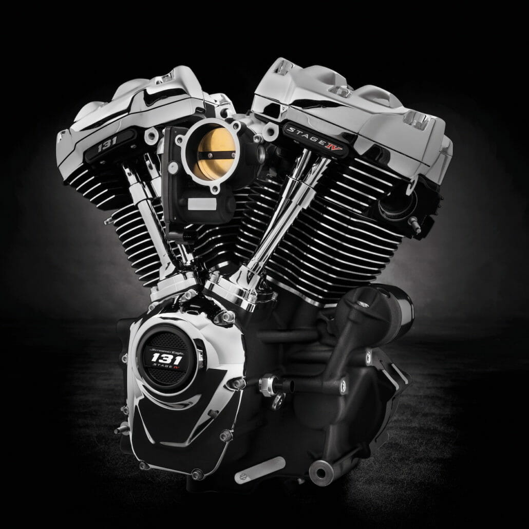 Neuer und stärkerer Harley-Davidson Motor – Screamin` Eagle 131 Crate Motor