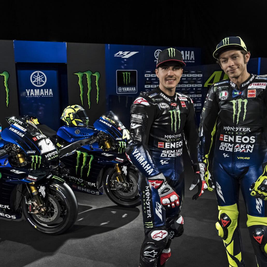 MotoGP: Maverick Vinales verlängert bei Yamaha