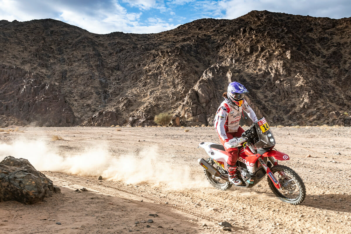 Scarce result in the fourth stage of the Dakar 2020
