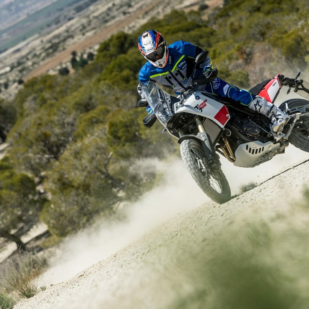 Is there a Yamaha Tenere 700 Rally coming?