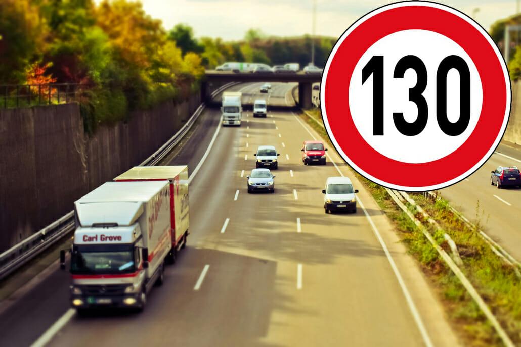 Generelles Tempolimit auf Autobahnen abgelehnt, aber…