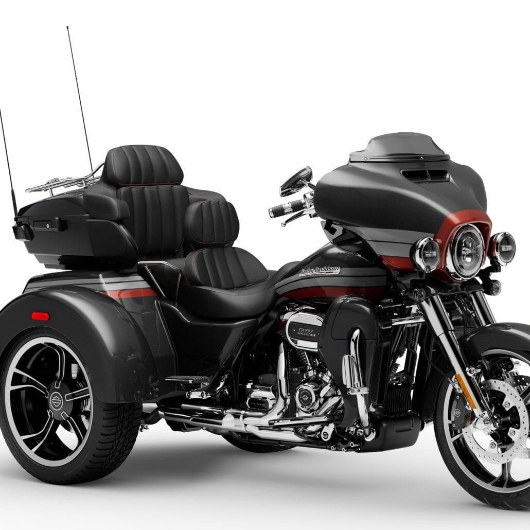 Recall: Harley-Davidson trikes