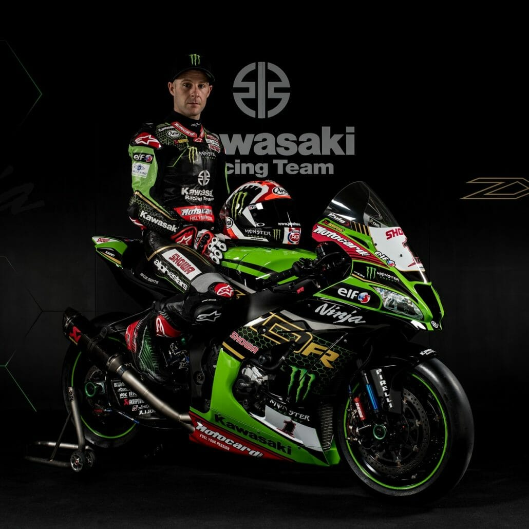 Unfortunately, no Kawasaki World SBK bike in a MotoGP race