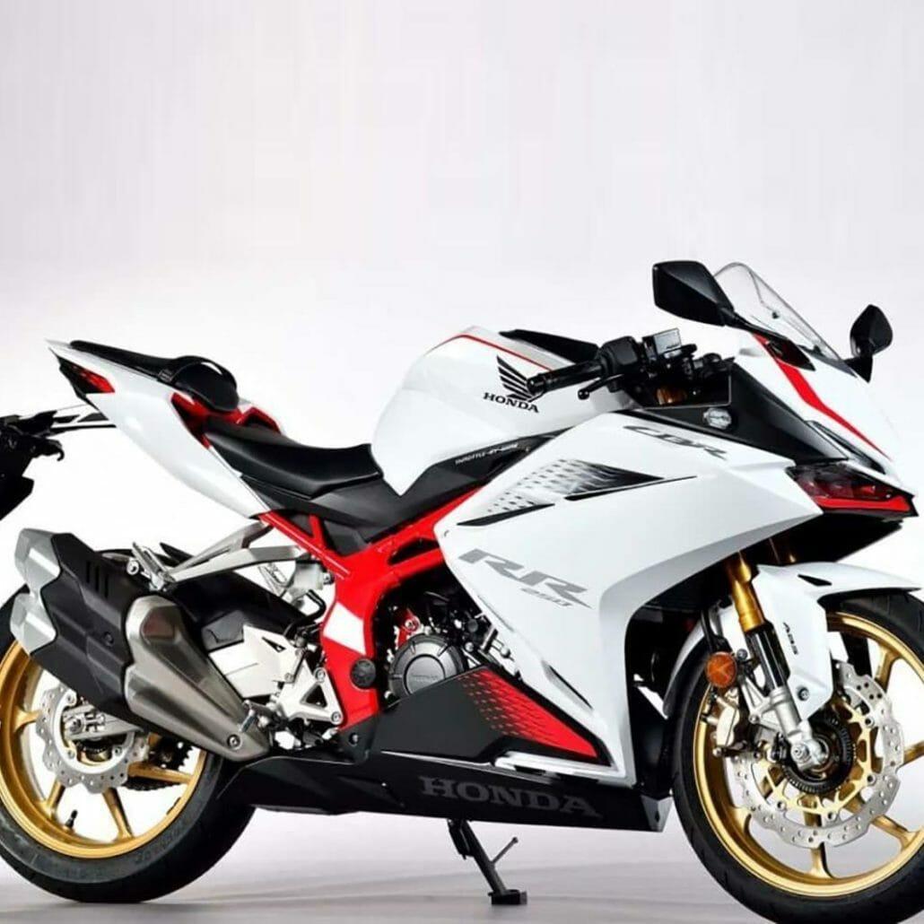 Honda CBR250RR should get a little more power and equipment