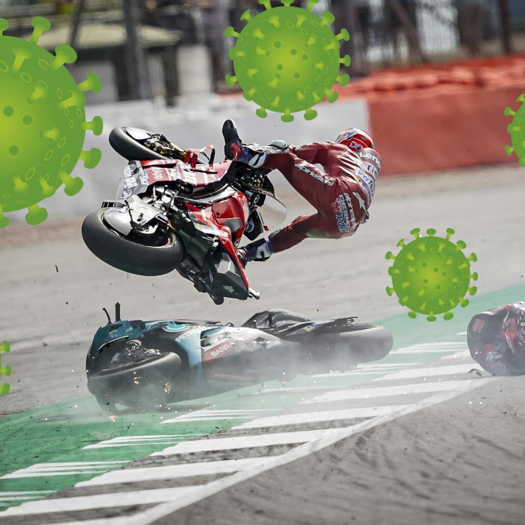 MotoGP – Verschiebungen wegen Coronavirus