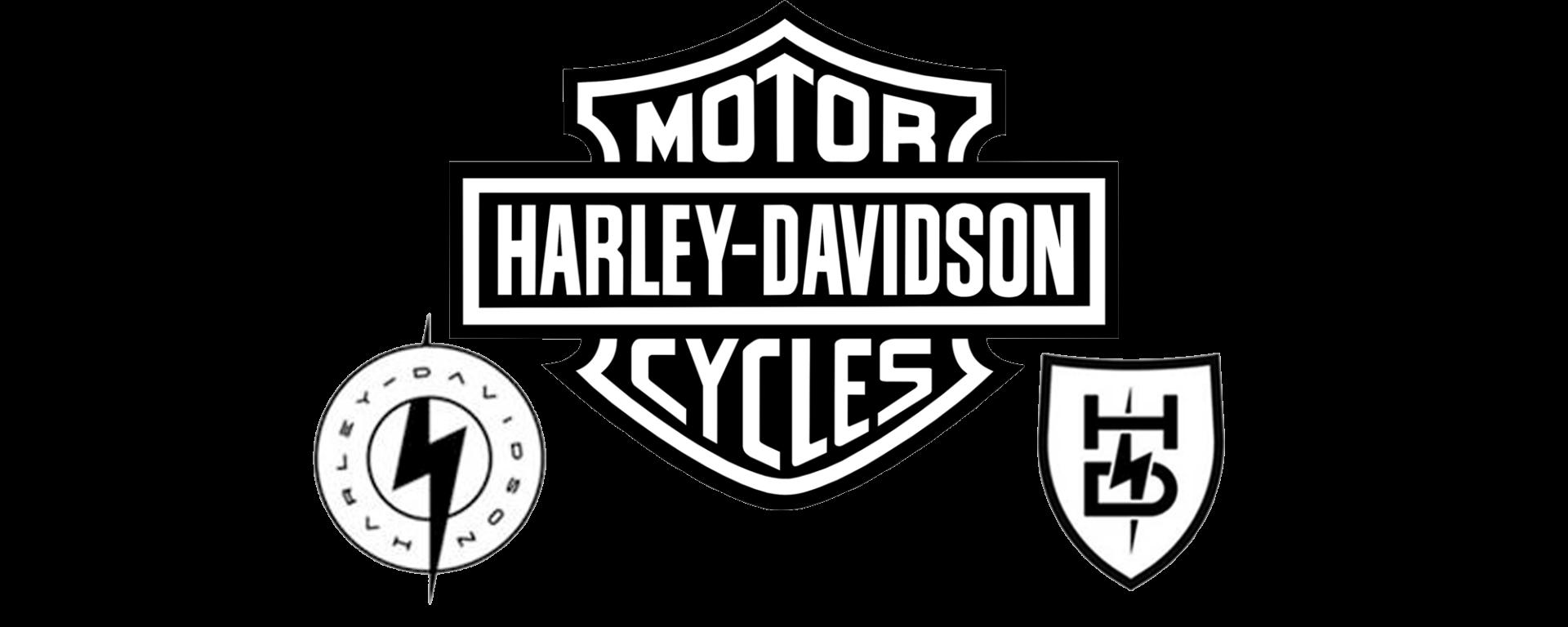 Harley Davidson meldet neue Logos an