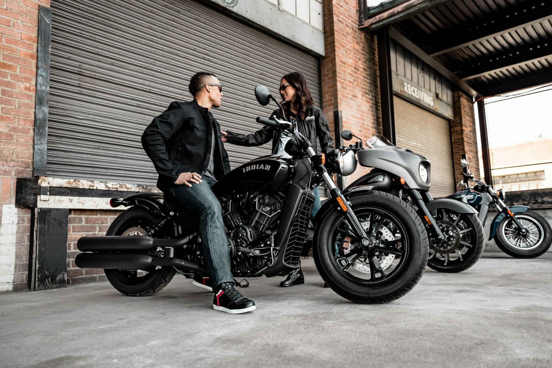 Indian Scout Bobber Sixty Motorcycles News Motorcycle Magazine