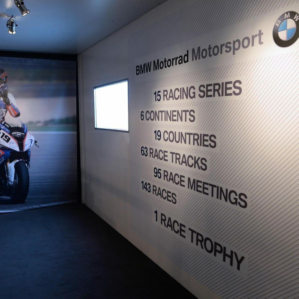 Gesamtwertung für BMW Motorrad Race Trophy 2020 abgesagt