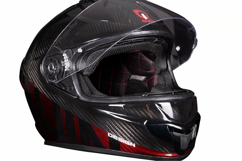 Smart helmets from Quin Design
