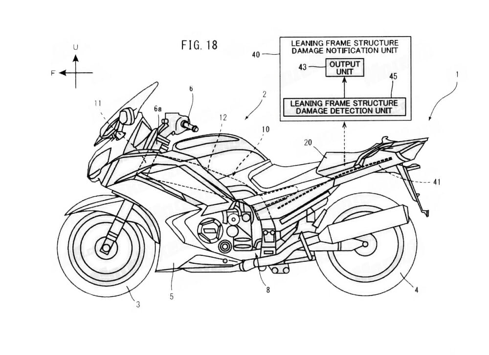 Patent – Yamaha erkennt eigenen Schaden und bekommt Hämatome