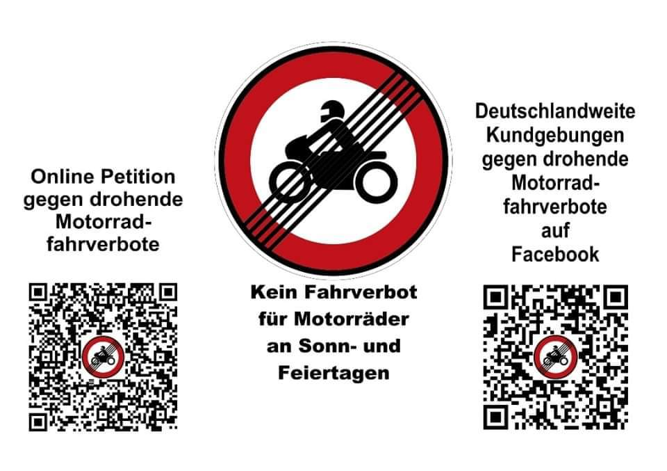 KEIN generelles Kuttenverbot bei Berliner Demo