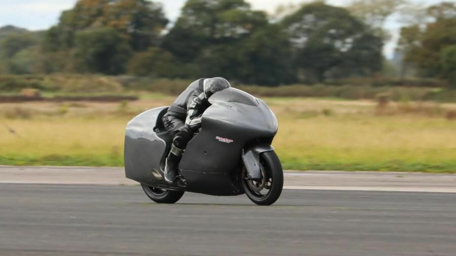 Guy Martin's project 300