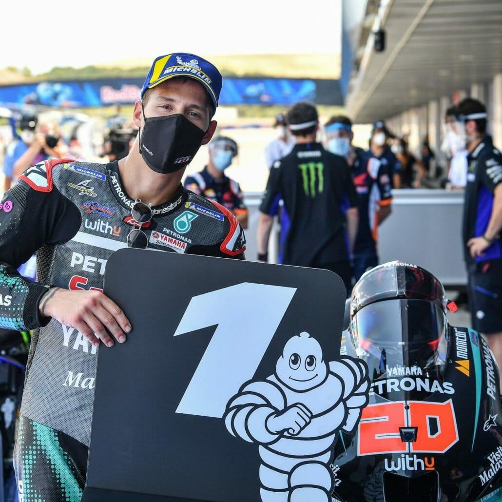 MotoGP meldet sich mit furiosem Rennen zurück