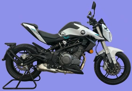 (Baby-) Harley-Davidson HD350 / Qinjiang QJ350
