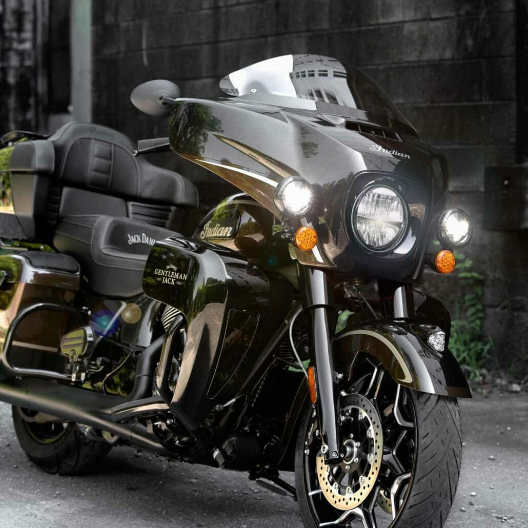 Indian Motorcycle - 5th Jack Daniels Limited Edition