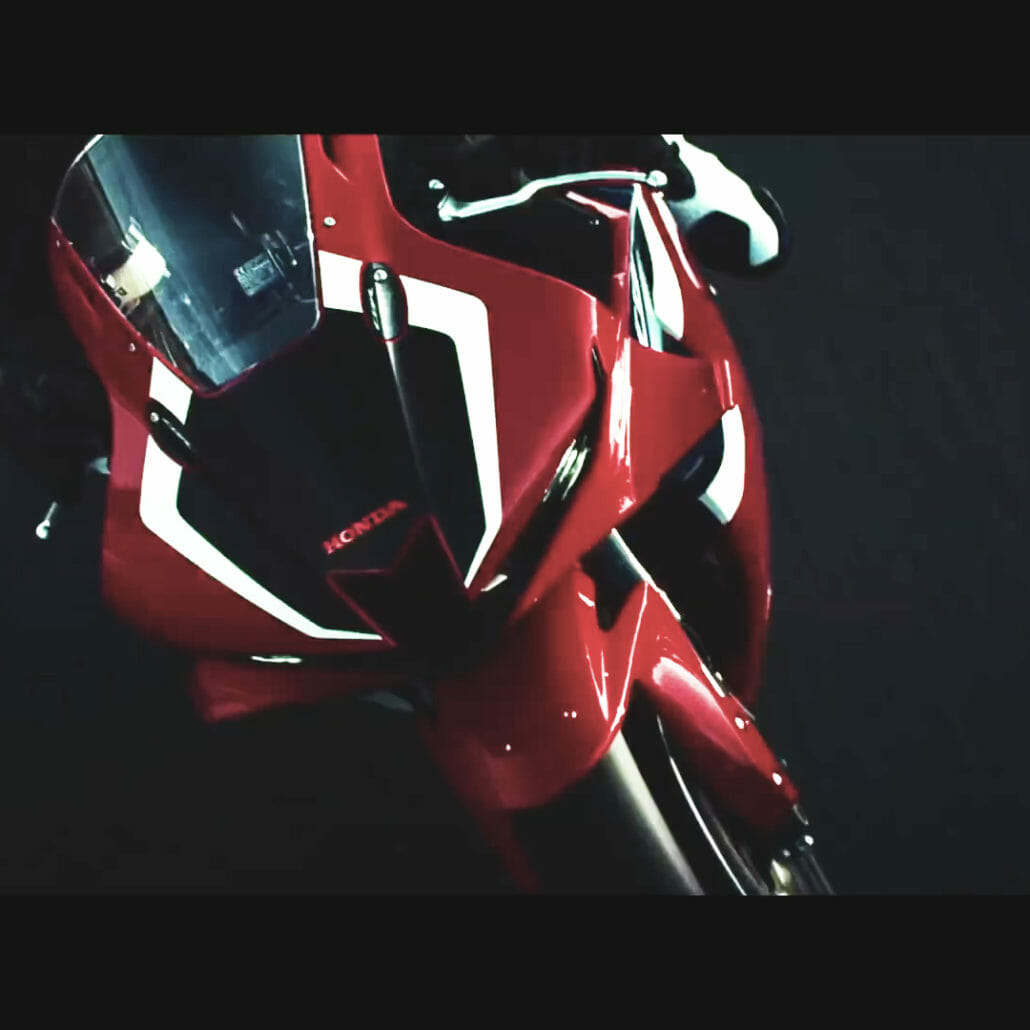 New Honda CBR 600RR is coming