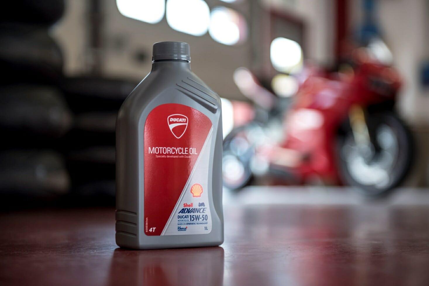 Ducati und Shell verlängern Vertrag