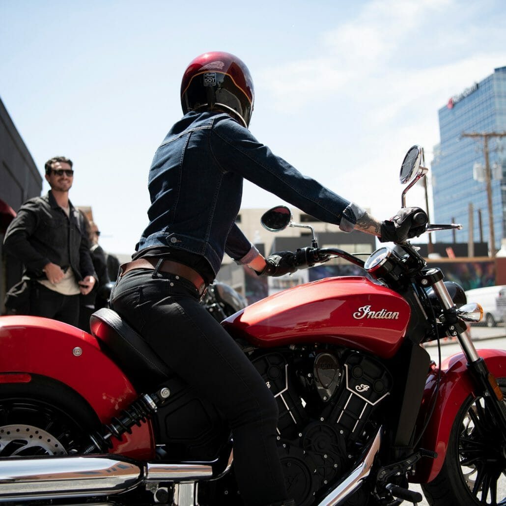 Recall - more Indian Scout and Scout Bobber with brake problems