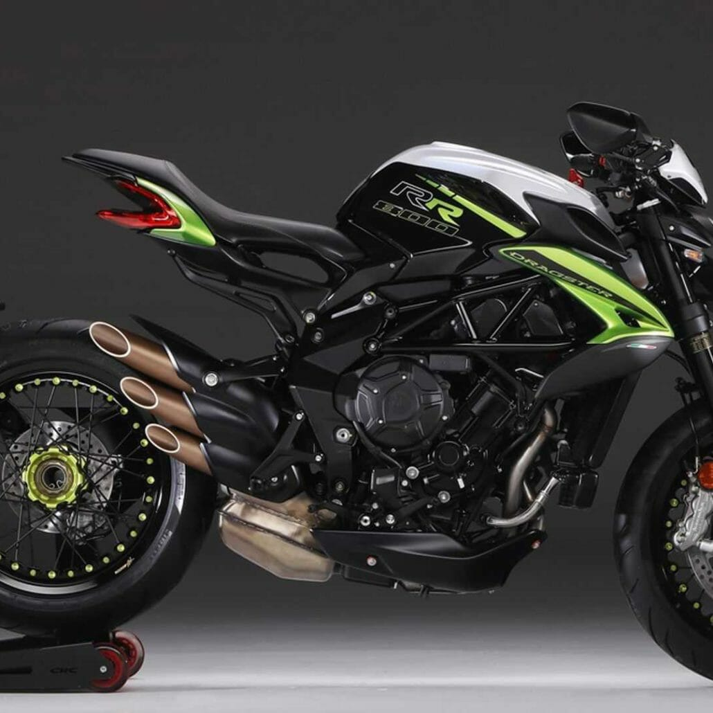 MV Agusta Brutale 800 SCS & Dragster 800 SCS with semi-automatic clutch