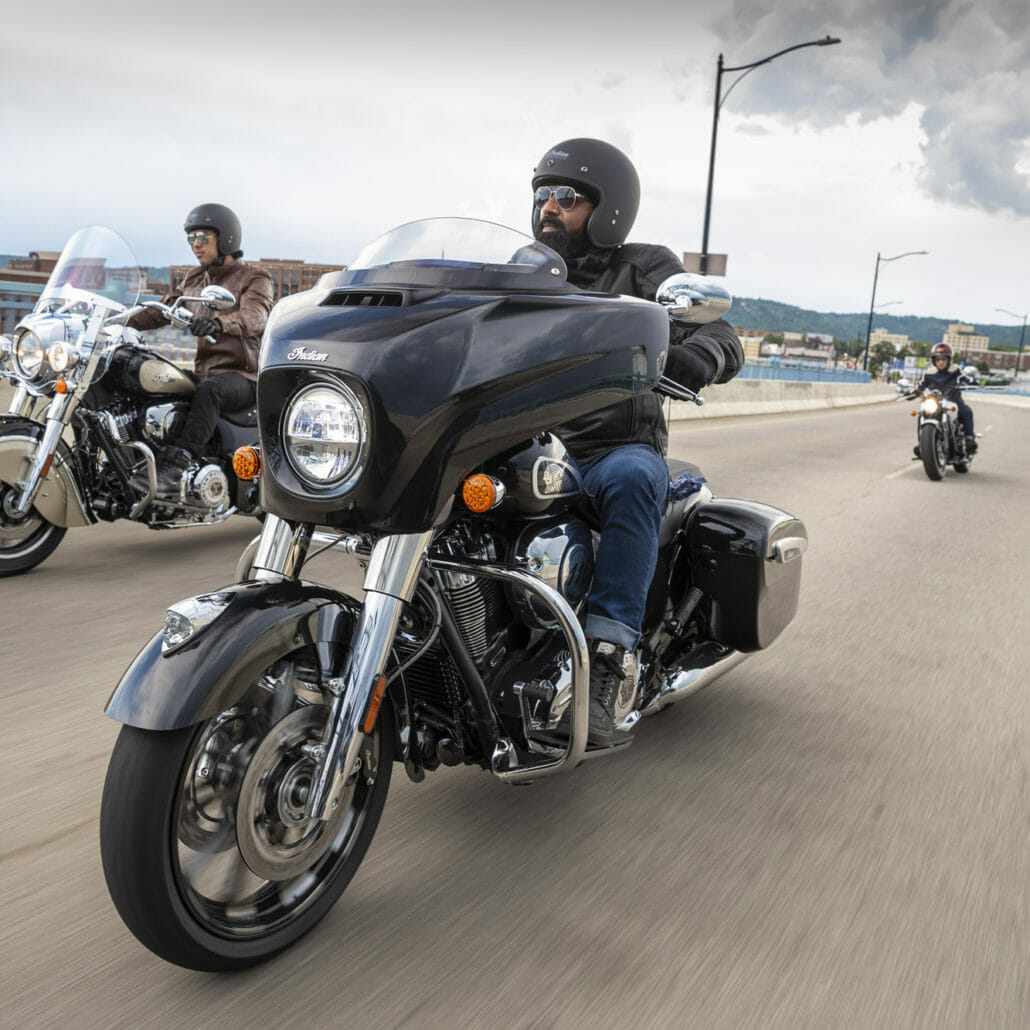 Indian Motorcycle LineUp 2021