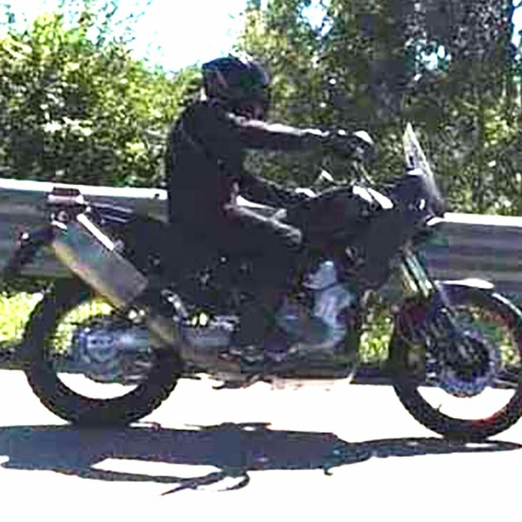 Aprilia Tuareg 660 Vorserienversion entdeckt