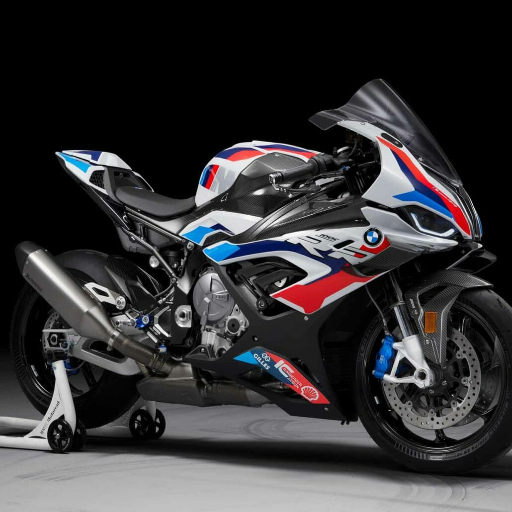 BMW M1000RR presented - all information and data
