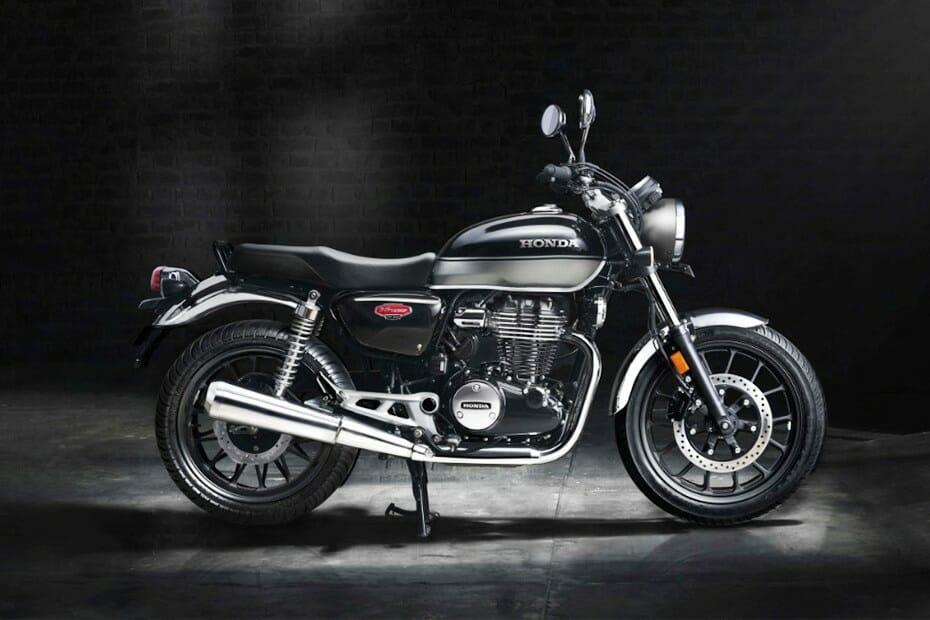 Honda H`ness CB 350 announced
