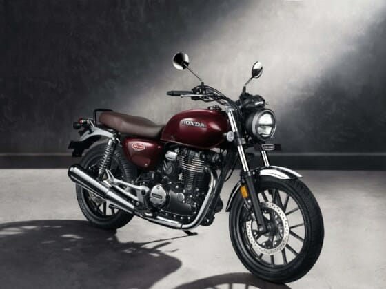Is a Honda CB350 RS & Cafe Racer coming?